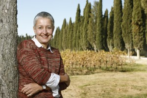Virginie Saverys has owned Avignonesi since 2009. (Photo courtesy of Avignonesi.)
